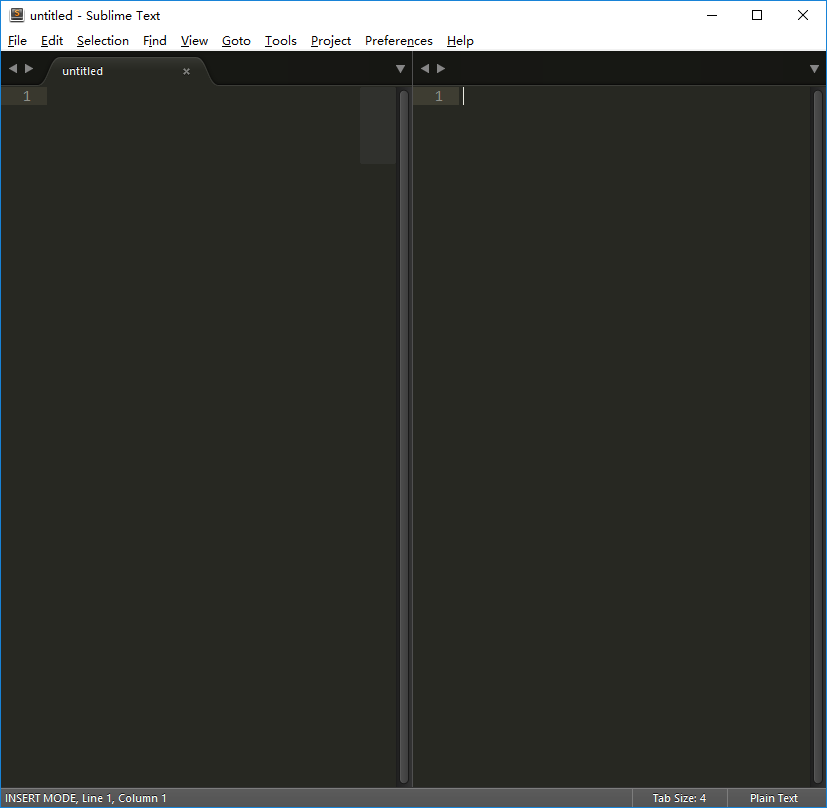 《Sublime Text3—自带快捷键介绍》